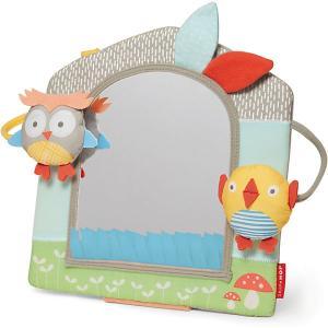 Развивающая игрушка  «Домик-зеркальце» Skip Hop. Цвет: зеленый