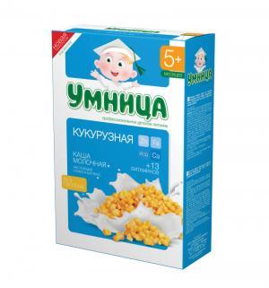 Каша  молочная Кукурузная с 5 месяцев 200 г 1 шт Умница
