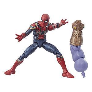 Коллеционная фигурка Avengers Легенды Железный Человек-Паук, 15 см Hasbro