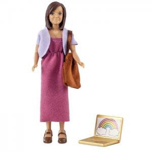Набор кукол для домика мама с аксессуарами Lundby