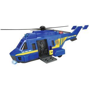 Полицеский вертолет , 26 см, свет и звук Dickie Toys. Цвет: синий