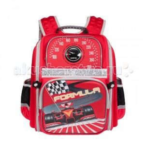 RA-677 Рюкзак школьный Grizzly