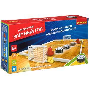 Аэрохоккей  «Улетный гол» с двумя воротами Bondibon