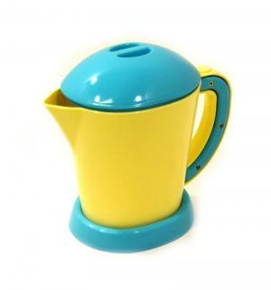 Чайник  цвет: желтый/синий 18 см Совтехстром