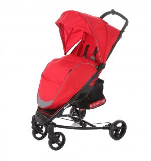 Прогулочная коляска  Rimini, цвет: red Baby Care