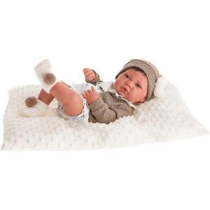 Кукла-младенец Antonio Juan Белен, 42 см Munecas. Цвет: бежевый