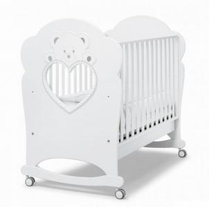 Детская кроватка  Cucciolo Erbesi