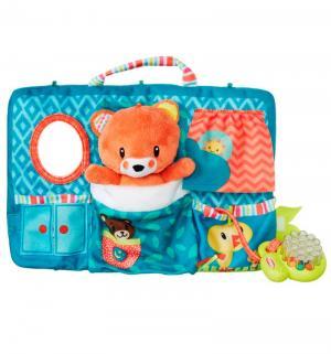 Развивающая игрушка  Первый плюшевые друзья Мишка Playskool