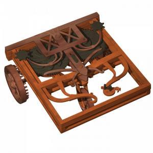Изобретение Леонардо Да Винчи DV009 Edu-Toys