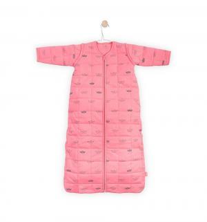 Конверт  70 см, цвет: розовый Jollein