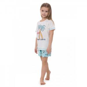 Комплект для девочки AR-102 (футболка, шорты) Arnetta