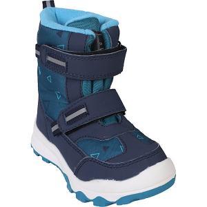 Утеплённые ботинки Color Kids Siguro. Цвет: синий