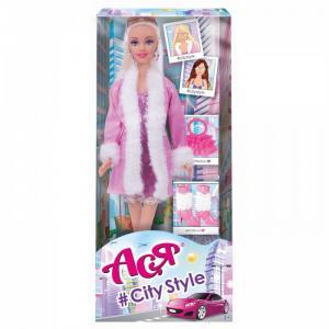 Кукла Ася Стиль большого города 5 Toys Lab