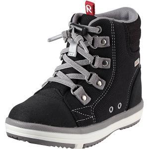 Ботинки  Wetter Wash tec Reima. Цвет: черный