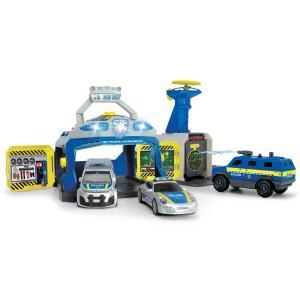 Станция полицейская  3 машинки Dickie