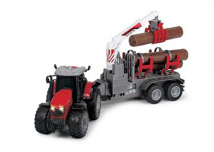 Трактор  Massey Ferguson 8737 42 см Dickie Toys