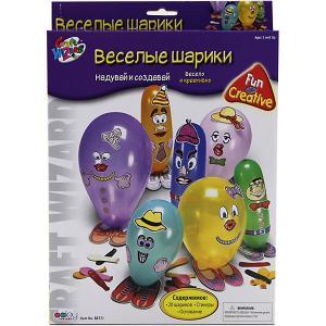 Набор для творчества  Веселые шарики Galey Toys