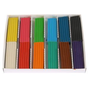 , Пластилин классический 12 цветов Multiart