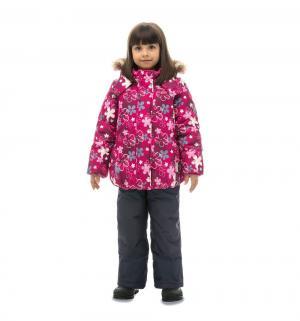 Комплект куртка/брюки  Дикая роза Альберта, цвет: розовый Premont