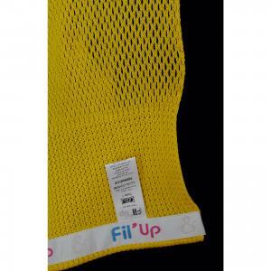 Слинг-шарф из хлопка плетеный размер s-m, Филап, , желтый Filt