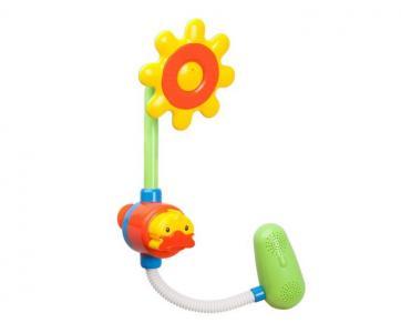 Игрушка-душ для купания Цветок Жирафики