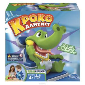 Настольная игра  Крокодильчик Дантист Hasbro Games
