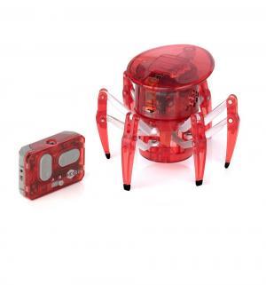 Интерактивная игрушка  Спайдер на ИК управлении красный HexBug