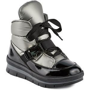 Утепленные Ботинки Sector Jog Dog. Цвет: серебряный