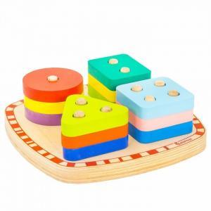 Деревянная игрушка  Сортер СОР25 Alatoys
