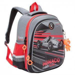 Рюкзак школьный Z-831 Orange Bear