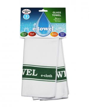 Полотенце барное Гласс Клос, 60х40 см E-Cloth