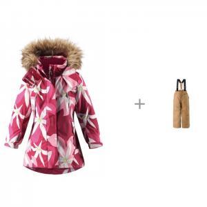 Куртка зимняя 521562 и Брюки зимние 522252 Reima