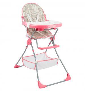 Стульчик для кормления  Disney 252, цвет: принцесса/розовый Polini