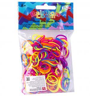 Набор резиночек  Неон. Микс Rainbow Loom