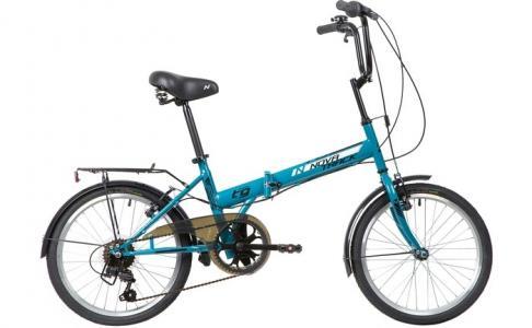 Велосипед двухколесный  TG 6 скоростей Shimano TY-21 20 Novatrack