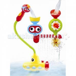 Игрушка для ванной Подводная лодка - поливочная станция Yookidoo