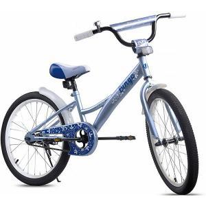 Двухколёсный велосипед  Bingo, 20 Navigator. Цвет: белый