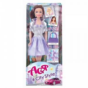 Кукла Ася Стиль большого города 6 Toys Lab