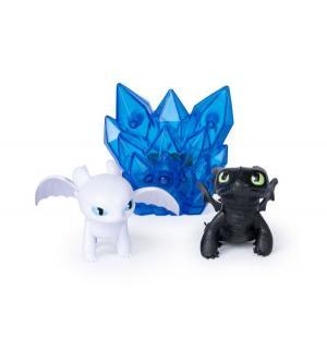 Игровой набор  Беззубик и Дневная Фурия 8 см Dragons
