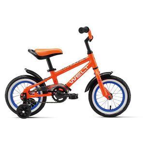Двухколёсный велосипед  Dingo 12, оранжевый Welt. Цвет: разноцветный