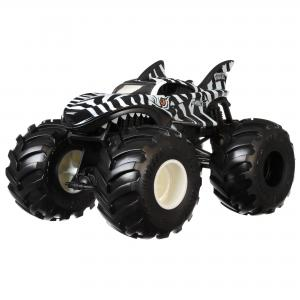 Машинка  Монстр трак Zebra Shark Hot Wheels