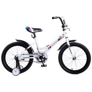 Двухколесный велосипед  Bingo, цвет: белый Navigator