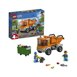Конструктор  City Great Vehicles 60220: Мусоровоз LEGO