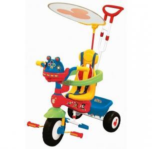 Велосипед трехколесный  Микки Маус Kiddieland