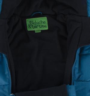 Комбинезон, цвет: синий Peluchi&Tartine