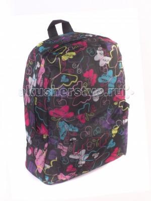 Рюкзак Радужные бабочки 3D Bags
