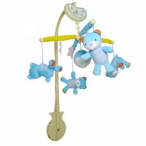 Мобиль  Музыкальный Мишки Biba Toys