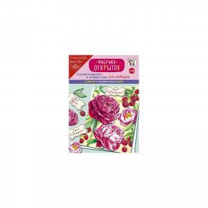 Набор игровой для творчества  - Фабрика открыток Цветы Мила и Феля
