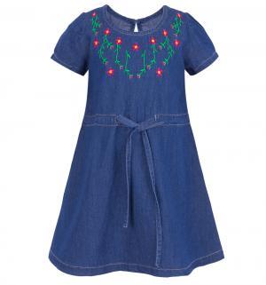 Платье , цвет: синий Damy-M