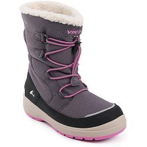 Ботинки Totak GTX Viking для девочки. Цвет: лиловый